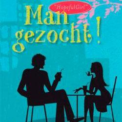 Boekcover 'Man gezocht'