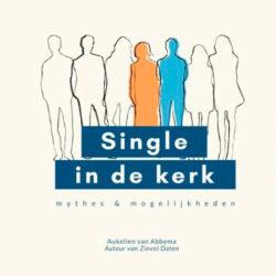 Boekcover 'Single in de kerk'